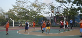 Avanza la Libre de baloncesto