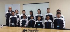 Difunden ajedrez escolar