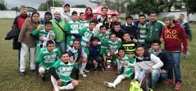 Gana Ribera torneo de Barrios