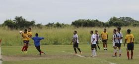Jornada intensa en futbol Llanero