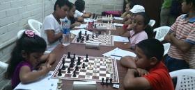 Sigue activo el ajedrez