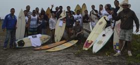 Invitan a clínica de Surf