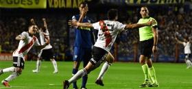 River se llevó Superclásico argentino