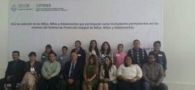 Niña destaca en Xalapa