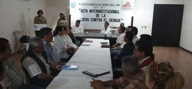Autoridades lucharán contra el dengue