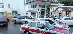 Gasolinera, bomba de tiempo