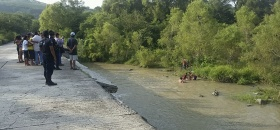 Tancochín río peligroso
