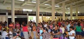 "Reciben apoyos 550 familias de ""Prospera"""