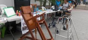 Alcanzan avances discapacitados