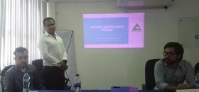 Presentan comisión de Jóvenes Empresarios