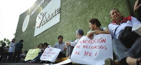 Anuncian movilizaciones pensionados del IPE