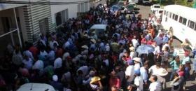 Niega apoyos a campesinos la Sedarpa