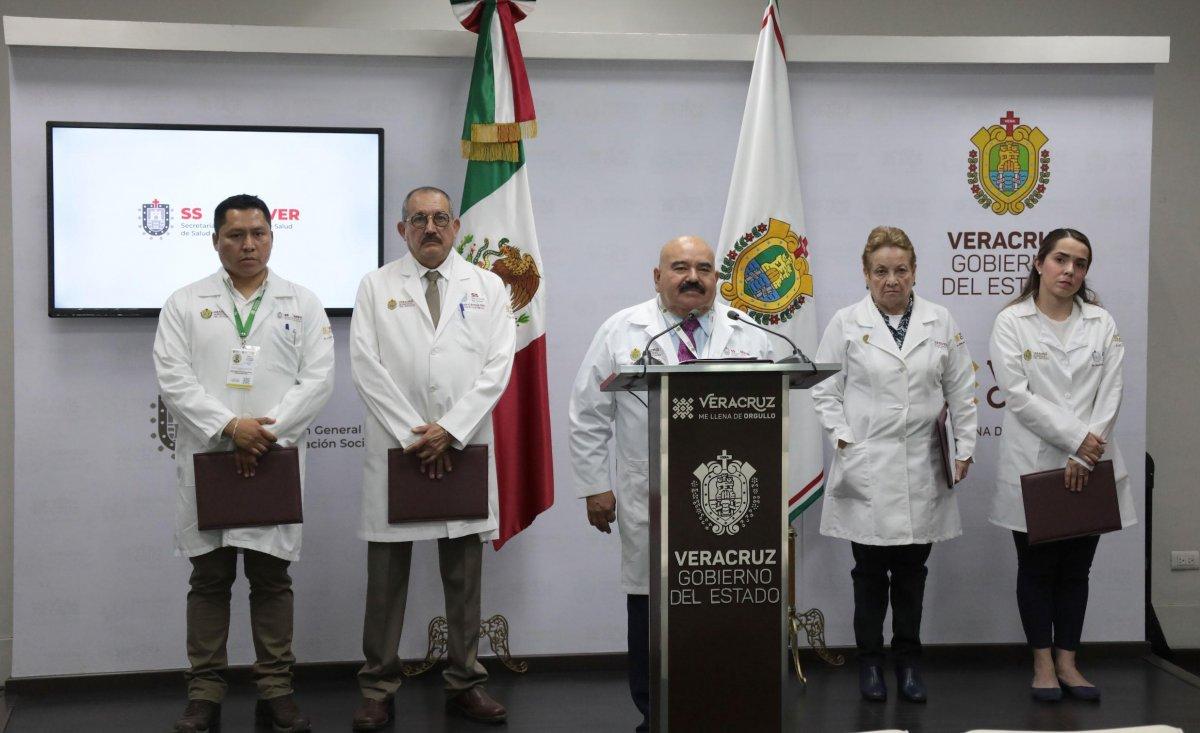 Veracruz en semáforo naranja por lo que ya están permitidas algunas actividades